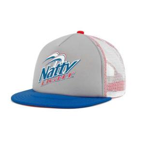 Natty Light Natural Light Natty Light Foam Front Trucker Cap