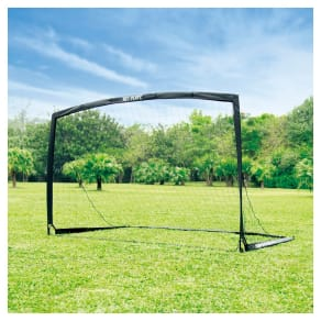 Net Playz 9' X 5' Portable Soccer Goal With Carry Bag, Multi-Colored