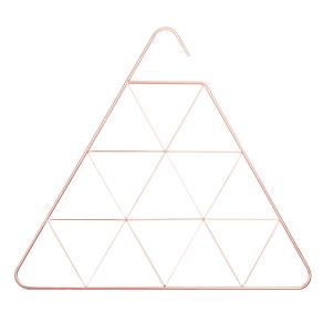 Umbra Triangular Scarf Hanger, Copper