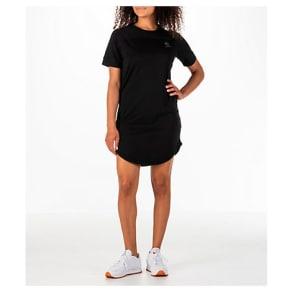 Reebok Women's Classics T-Shirt Dress, Black