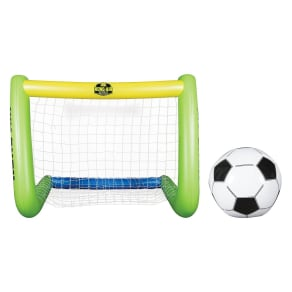 Franklin Kong-Air Giant Inflatable Soccer Goal With Ball