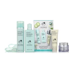 Liz Earle Your Daily Routine With Superskin Moisturiser With Natural Neroli