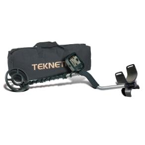 Teknetics Alpha 2000 Metal Detector W/Free Padded Carry Bag