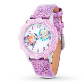 Disney Frozen Watch Elsa & Anna Xwa5087