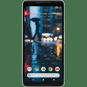 Google Pixel 2 Xl 128gb in Black & White