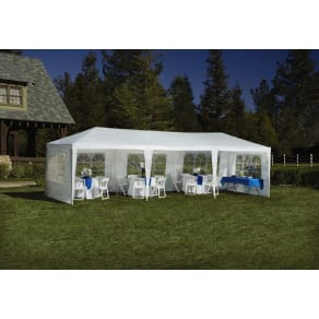 Sportcraft 9' X 27' Event Party Tent, White