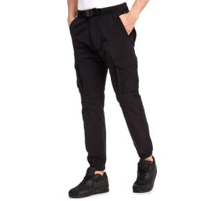 Duffer of St George Monde Woven Pants - Black - Mens