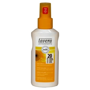 Lavera Sun Spray Spf20 125ml - 125ml