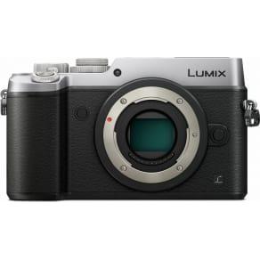 Panasonic  Dmc-Gx8eb-S Compact System Camera - Silver, Body Only, Silver
