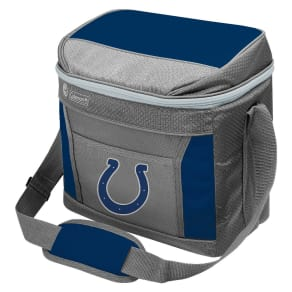 Nfl Coleman 16-Can Soft Sided Cooler - Indianapolis Colts