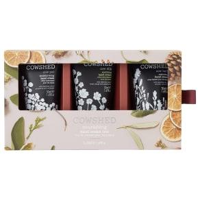 Cowshed Nourishing Hand Cream Trio Gift Set