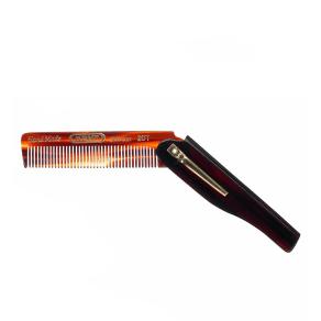 Kent Mens Pocket Folding Comb A 20T
