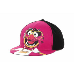 Muppets Animal Bling Snapback Cap