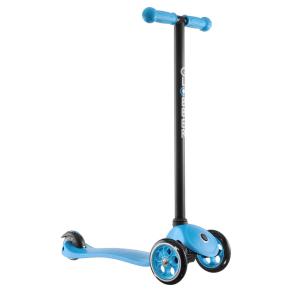 Globber 3 Wheel Fixed Scooter - Blue/Black