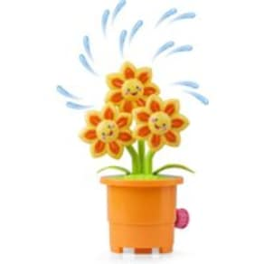 Spinning Sunflower Sprinkler