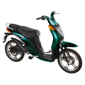 Jetson Electric Bike - Hunter Green
