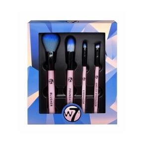 W7 Professional Brush Collection Brush Set 4pcs