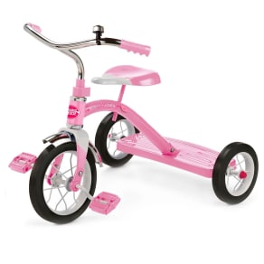 Radio Flyer 10 Classic Tricycle - Pink, Multi-Colored