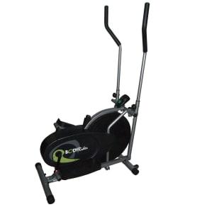 Body Rider Br1830 Elliptical Trainer, Gray