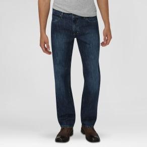Dickies Men's Relaxed Fit Straight Leg 5-Pocket Jean Tint Indigo 40x32, Vintage Tint Denim
