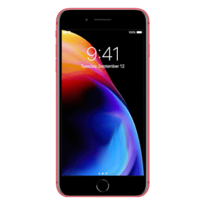 Apple Iphone 8 Plus (64gb (Product) Red) at Ps410.00 on Essential 30gb (24 Month(s) Contract) With Unlimited Mins; Unlimited Texts; 30000mb of 4g Double-Speed Data. Ps53.00 a Month.