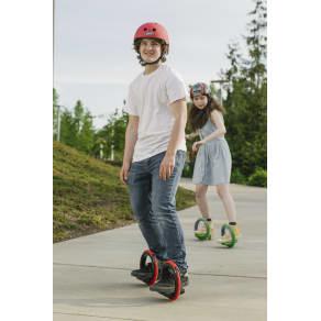 Orbitwheel Inventist, Inc Singular Self Propelled Skates Red