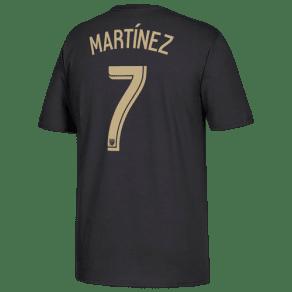 Adidas Mls Player T-Shirt - Mens - Black