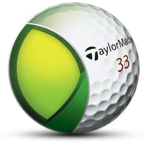 Taylormade Project (A) Golf Balls 12pk - White