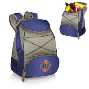Picnic Time Ptx Backpack Cooler - Navy (New York Knicks) Digital Print