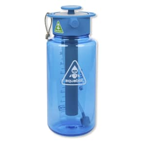 Lunatec Aquabot Water Bottle, 32 Oz.