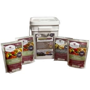 Wise Foods Prepper Pack (52 Servings)