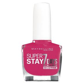 Maybelline Super Stay Nail 7 Pwerpnk Rose Raptur