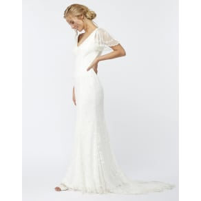 Florence Embellished Bridal Maxi Dress