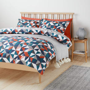 John Lewis & Partners Otto Duvet Cover Set, Multi