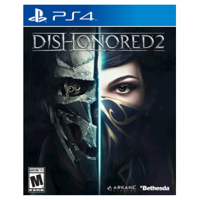 Dishonored 2 Standard Edition Playstation 4