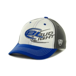 Bud Light Bud Light Bud Color Block Onefit Cap
