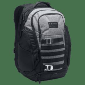 Under Armour Huey Backpack - Graphite/Graphite Medium Heather/Black