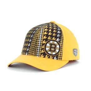 Boston Bruins Old Time Hockey Nhl Canal Flex Cap