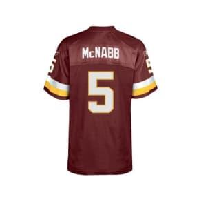Washington Redskins Donovan McNabb Reebok Nfl Replica Jersey