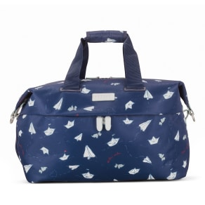 Radley Paper Trail Summer Fig Duffle, Blue