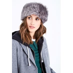 943385cbe6 Paris Faux Fur Headband. Jack Wills