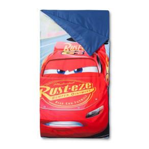 Disney Cars Blue & Red Sleeping Bag