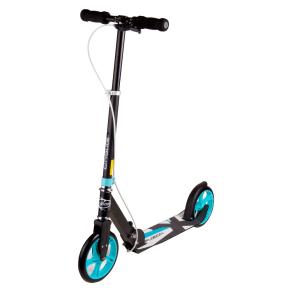 Fuzion Cityglide B200 Adult Scooter With Handbrake - Black