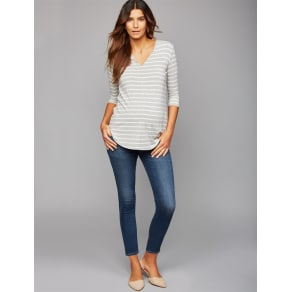 Citizens of Humanity Secret Fit Belly Avedon Ankle Maternity Jeans- Ventana