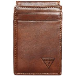 Guess Naples Front-Pocket Men's Leather Wallet
