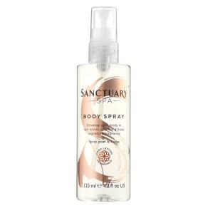 Sanctuary Spa Fragranced Body Spray 125ml