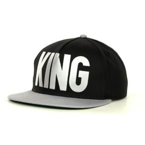 Official King Snapback Cap