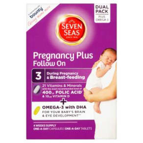 Seven Seas Pregnancy Plus Tabs
