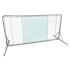 Lion Sports 12'x6' Heavy Duty Soccer Rebounder, New White