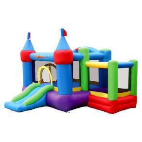 Bounceland Dream Castle Bounce House, Multi-Colored